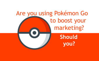 Using Pokemon Go for marketing your business