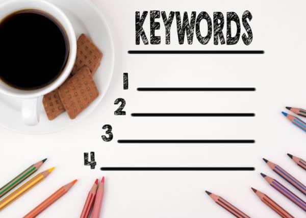 find keywords for seo