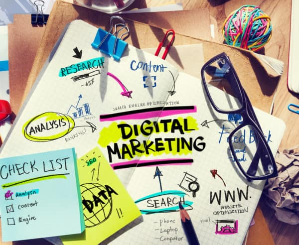 online marketing budget for digital marketing