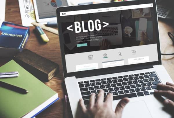 blog for SEO