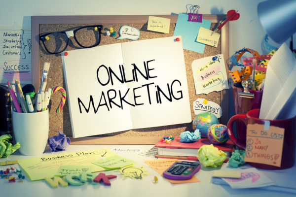 Online marketing in Pensacola