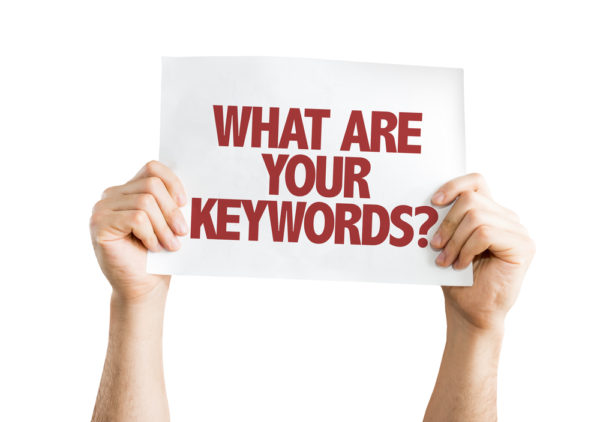 Find semantically related keywords