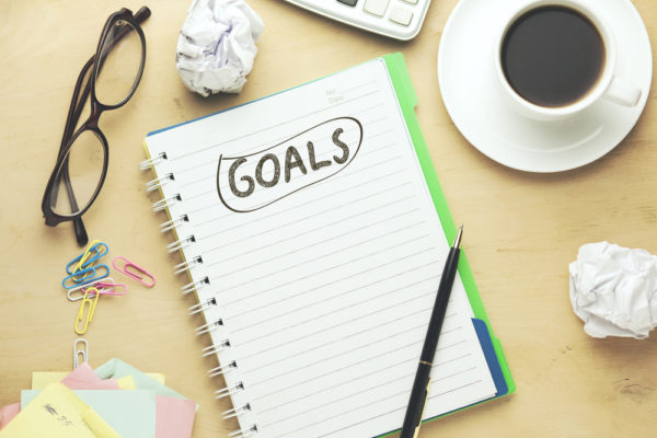 Set goals to effectively use twitter for marketing.