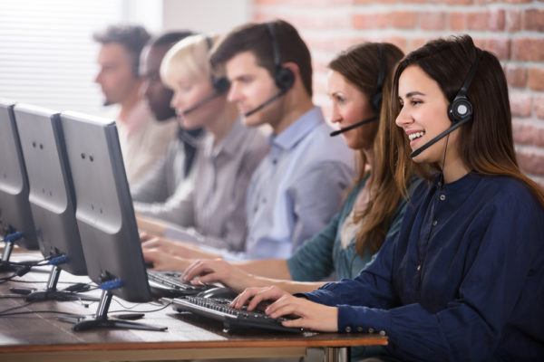 Telemarketing as a means of traditional marketing