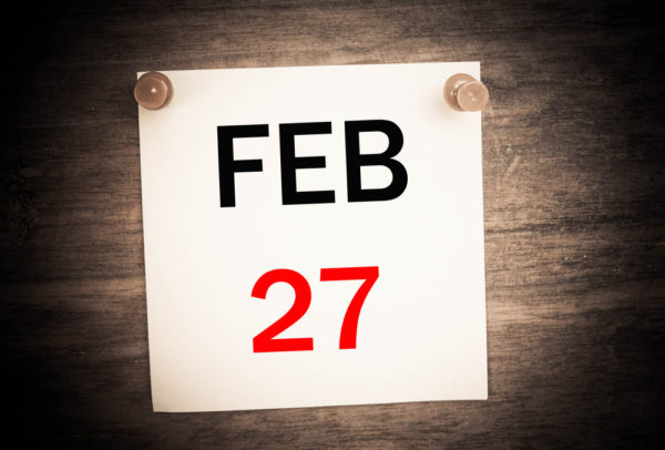 February 27 Google Update