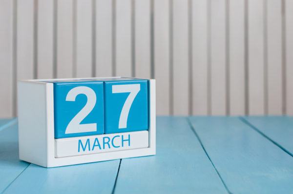 March 27 Google Algorithm update