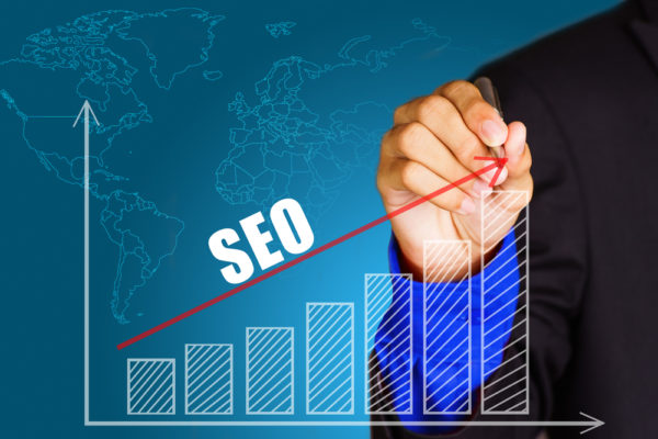 increase website traffic through SEO