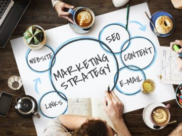 Cohesive digital marketing strategy