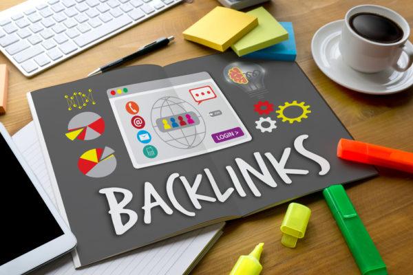 Backlinks increase PA