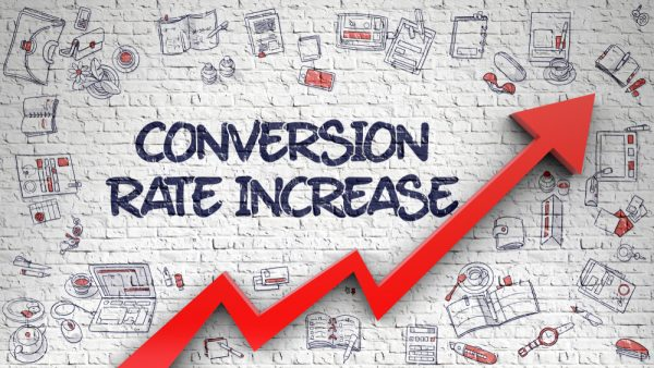 Increase conversion rate by redeveloping your website