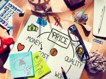 What impacts website pricing