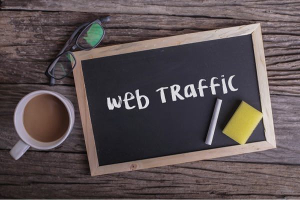 Drive organic traffic to your website