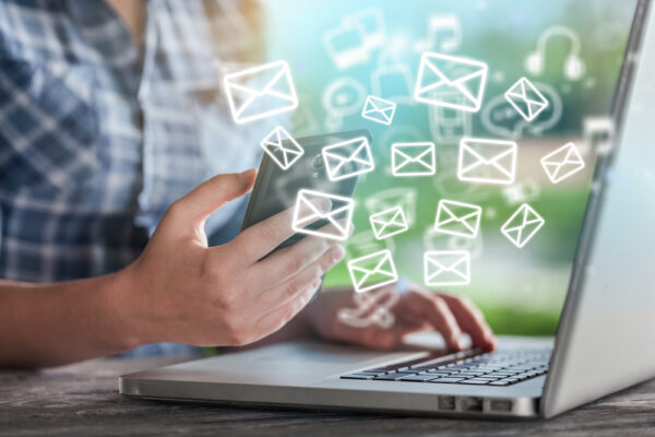 Email marketing has a high ROI