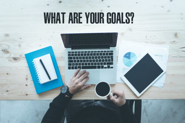 Decide on your personal branding goals